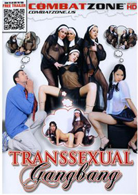 TRANSSEXUAL GANG BANG