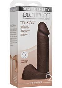 PLATINUM TRUSKYN TRU RIDE 6 CHOCOLATE