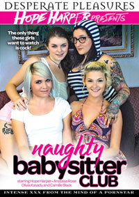 NAUGHTY BABYSITTERS CLUB