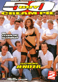 50 GUY CREAM PIE
