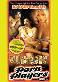 CLASSIC PORN PLAYERS 10 DVD SET