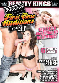 FIRST TIME AUDITIONS 31-33 3 DVD COMBO