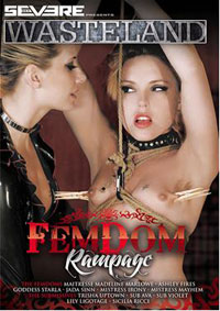 FEMALE DOMINATION 3 DVD COMBO