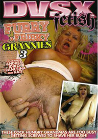 FURRY & FRISKY GRANNIES (2 PACK SPECIAL)