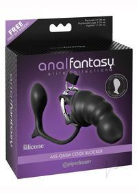 ANAL FANTASY ELITE ASS-GASM COCK BLOCKER