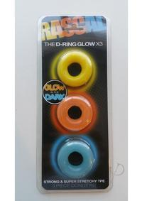 RASCAL THE D-RING GLOW X3