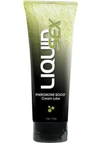 LIQUID SEX PHER BOOST CREME 4OZ GINGER