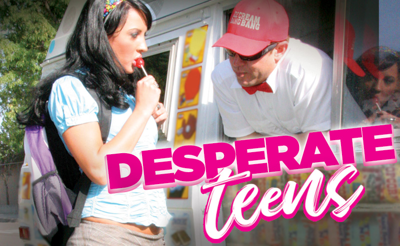 Desperate Teens