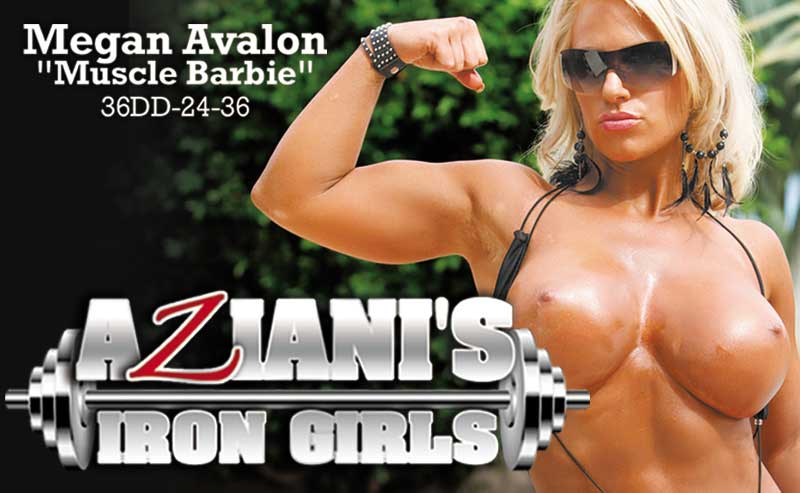 Aziani Iron Girls