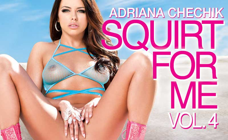 Squirt For Me Vol 4