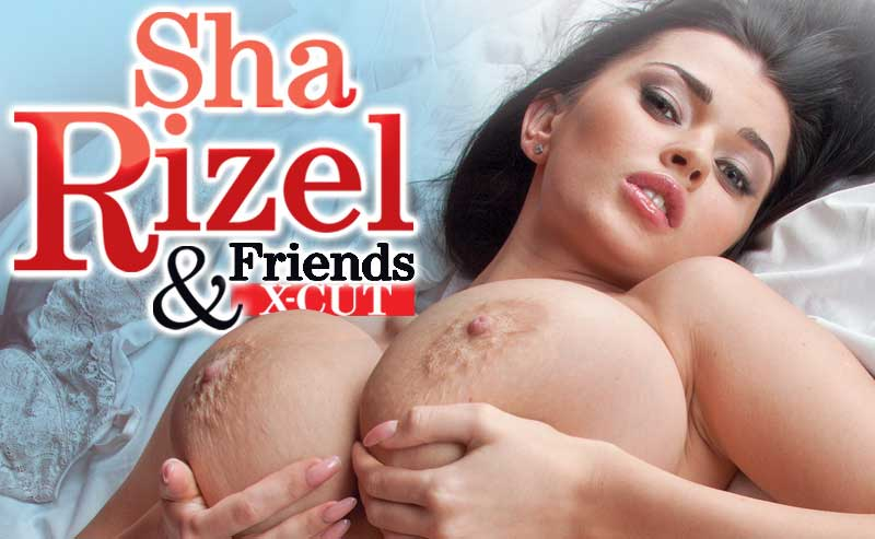 Sha Rizel & Friends X-Cut