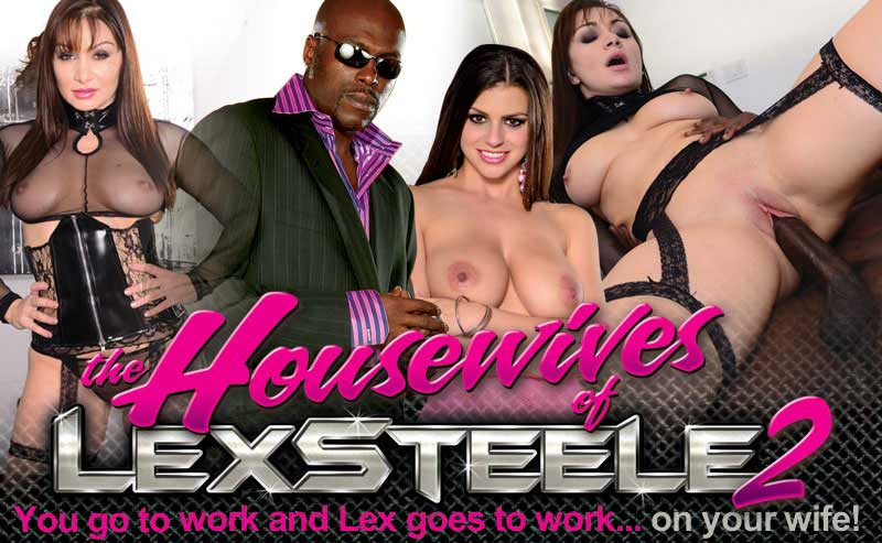 Housewives of Lex Steele 1 and 2 | Pleasure Dome